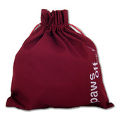 """Edict Project Bag<br>""""Paws Off My Knitting"""""""