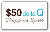 $50 Shopping Spree