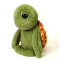 "Travel Tails - Bean Bag Turtle 8.5"""