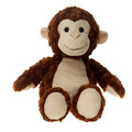 Fiesta Stuffed Cuddle Monkey 15""