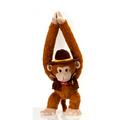 """Fiesta Stuffed Cowboy Monkey 20"""""""