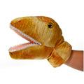 "Fiesta Stuffed TRex Handpuppet 10"""