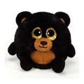 "Lubby Cubbies - 3.5"" Banjo Black Bear"