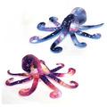 "17"" Galaxy Octopus- PINK"