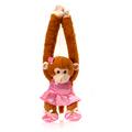 """Fiesta Stuffed Ballerina Monkey 20"""""""