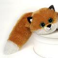 """Fursian ?- 16""""  Caramel Fox"""