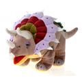 "Fiesta Stuffed Triceratops 19"""