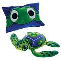 """Peek-A-Boo Plush Big Eye Turtle 18"""""""