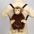 "16"" Monkey Backpack"