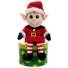 "Fiesta Santa's Secret Elf  - BOY 12"" picture"
