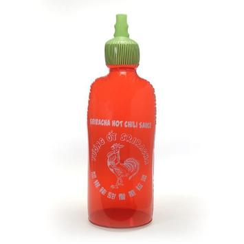 """Sriracha Inflatable Bottle 84"""" picture"""