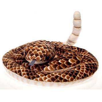 "Fiesta Stuffed Rattlesnake 73"" picture"