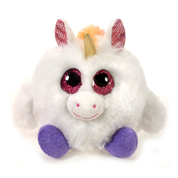 "Lubby Cubbies - 3.5"" Sunshine Unicorn picture"