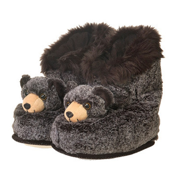 Black Bear Zoo Boots adult size picture