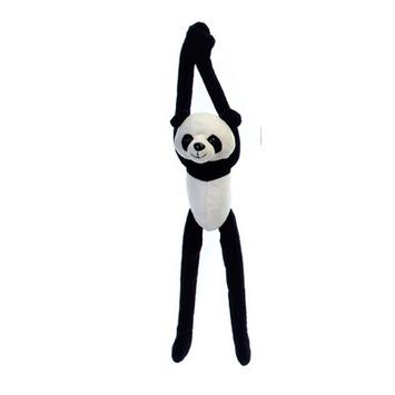 "Fiesta Stuffed Long Leg Panda 18"" picture"
