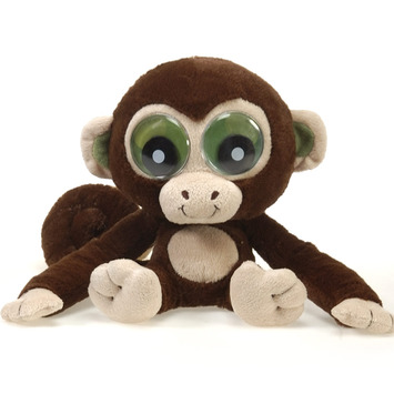 """Zoogly I's - Monkey 8.5"""" picture"""