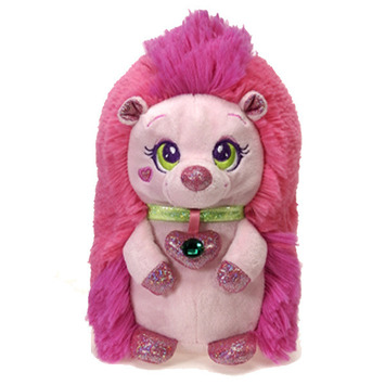 "Sparkle Starz  Ruby Pink Hedgehog 8"" picture"