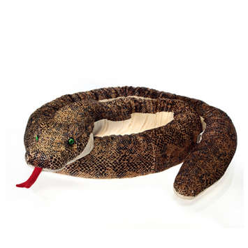 "Fiesta Stuffed Anaconda Snake 118"" picture"