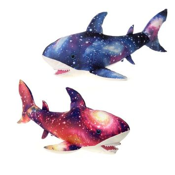 """20"""" Galaxy Shark- PINK picture"""