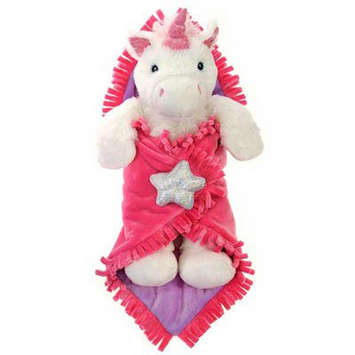 "Fiesta Blanket  Babies Unicorn 11"" picture"