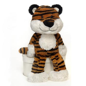 "Fuzzy Folk - ""Oliver"" Tiger 16"" picture"
