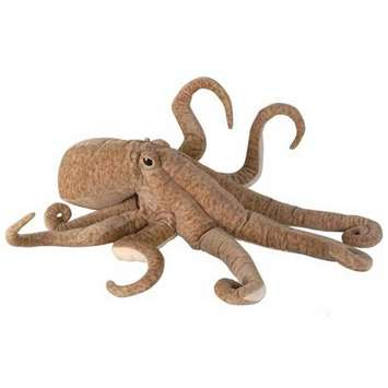 Fiesta Stuffed Octopus 36&quot; picture