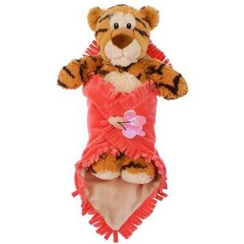 """Fiesta Blanket Babies? Tiger 11"""" picture"""