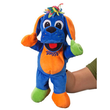Raggs??  RAGGS HAND PUPPET picture