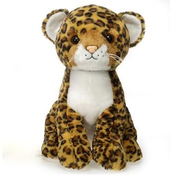"""Fiesta Stuffed Leopoard 15"""" picture"""