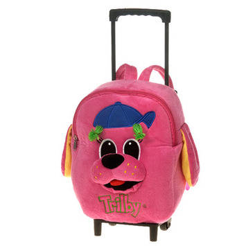 """Raggs?? 12"""" TRILBY DOG BACKPACK & TROLLEY COMBO picture"""
