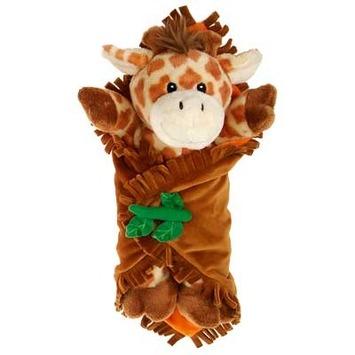 "Fiesta Blanket Babies? Giraffe 11"" picture"