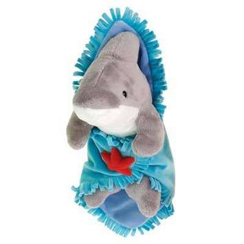 Fiesta Blanket Babies Dolphin 11&quot; picture