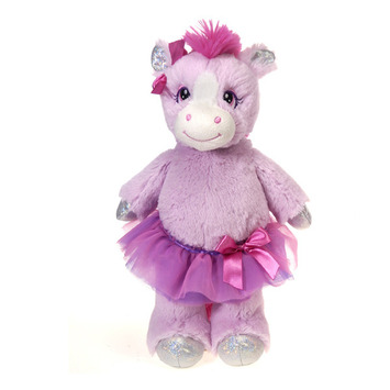 "Tutu Sweet - Satin Pink Horse 12"" picture"