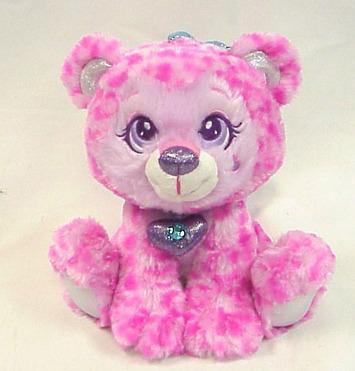 "Sparkle Starz  Freckles Pink Leopard 8"" picture"
