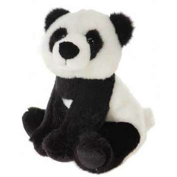 Fiesta Lazybeans Panda 10&quot; picture