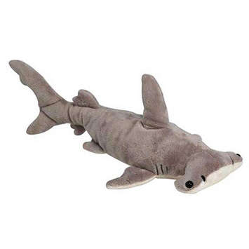 "Fiesta Stuffed Hammerhead Shark 16"" picture"