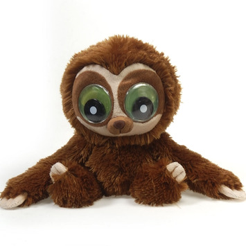 """Zoogly I's - Sloth 8.5"""" picture"""