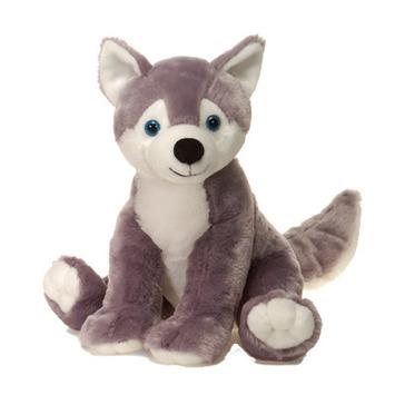 "Fiesta Stuffed Wolf 10"" picture"