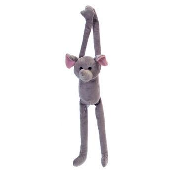 """Fiesta Stuffed Long Leg Elephant 18"""" picture"""