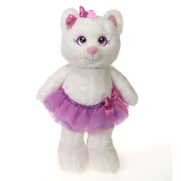 "Tutu Sweet - Gisella White Cat 12"" picture"