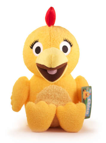 """Sprout - Chica plush from The Sunny Side Up Show 12"""" picture"""