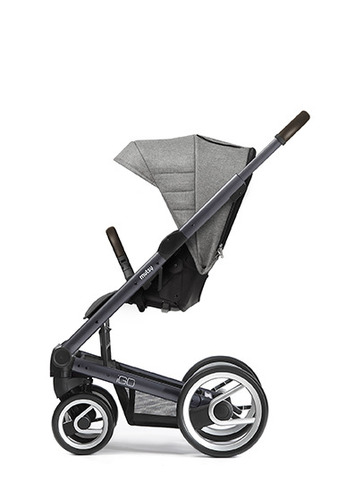 Igo dark grey heritage chassis with dark brown handle and heritage dawn seat unit picture