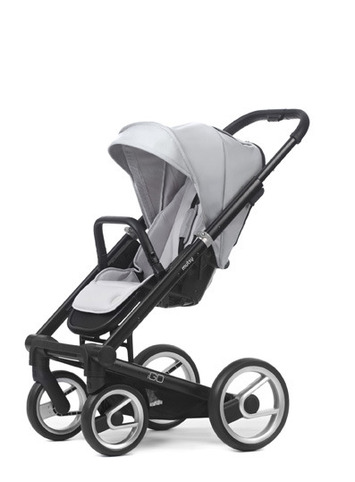 Igo black chassis with black handle and lite silver seat unit picture