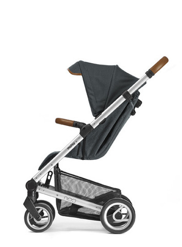 Nexo buggy grey melange picture