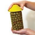 Tenura Silicone Jar Opener - Yellow