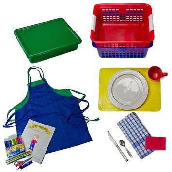 Do-Eat Performance-Based Assessment Tool for Children picture