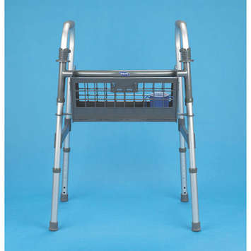 No-Wire™  Walker Basket picture