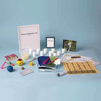 Sensory Stimulation - Disposable Single-Use Personal Case picture