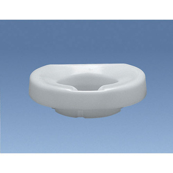 "2"" Tall-Ette® Elevated Toilet Seat with Slip-In Bracket - Standard picture"