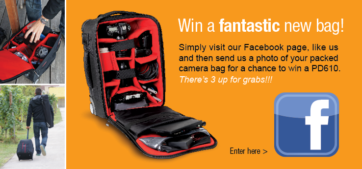 Win a fantastic new bag